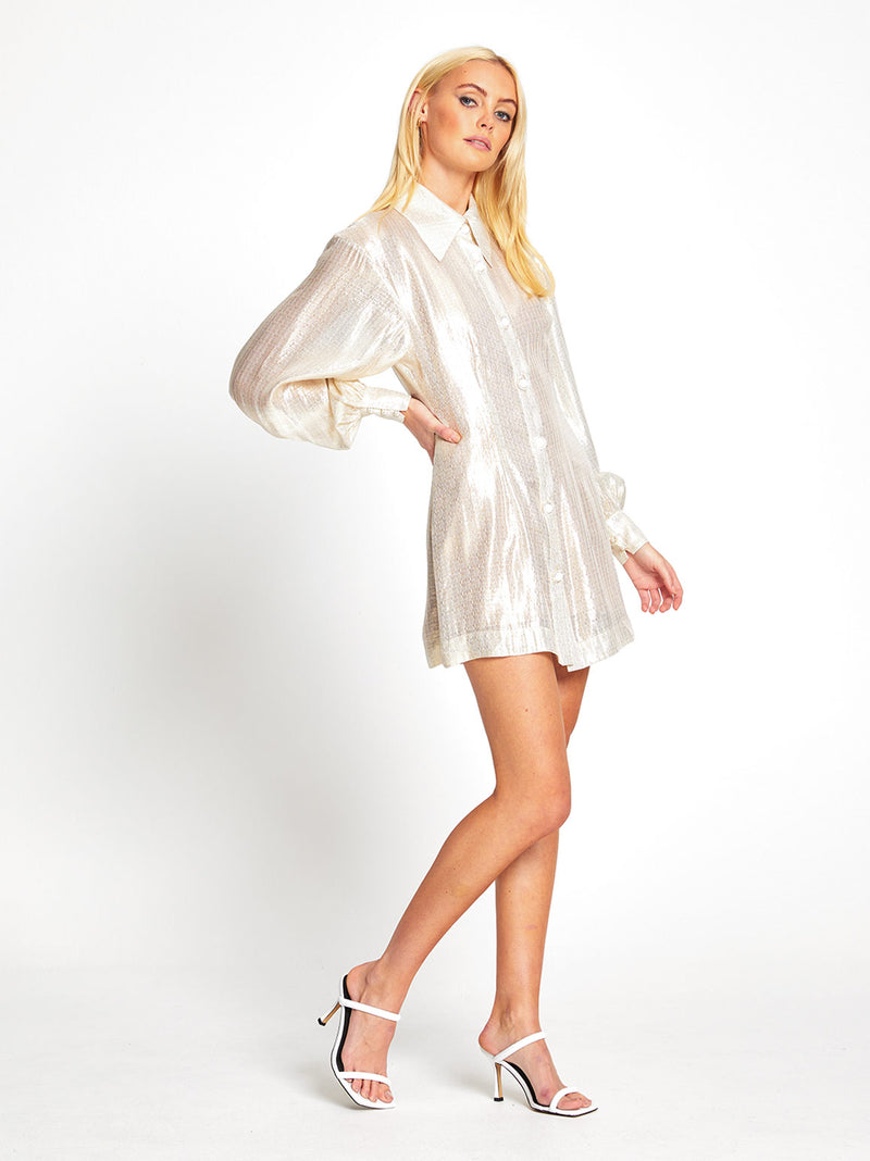 Santa Monica Shirt Dress
