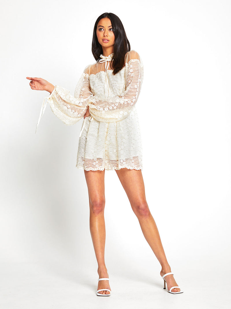 Moonstruck Playsuit