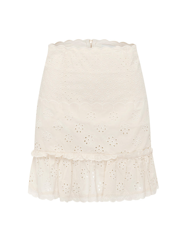 Angels Mini Skirt
