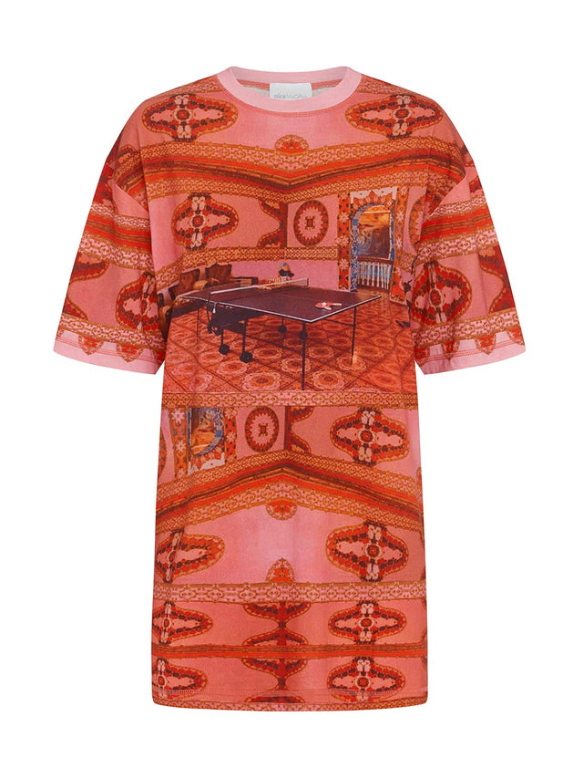 GYPSY HOUSE TEE DRESS