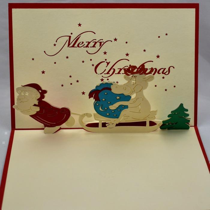Handmade christmas cards style by asia handmade christmas cards m4hsunfo
