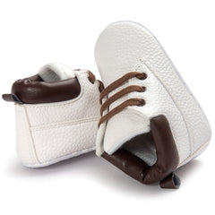 Leather Baby Boys Girls Soft Sole Shoes Infant Boy Girl Toddler Shoes First Walker