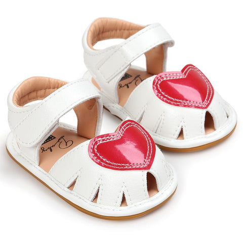 Baby Girl Sandals Shoe Casual Shoes Sneaker Anti-slip Soft Sole Toddler Baby sandals girls summer