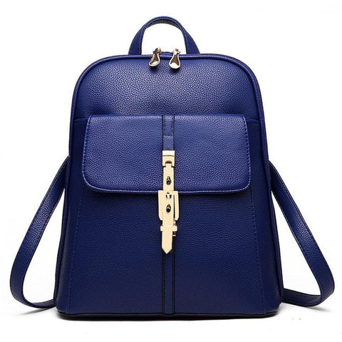 Women Backpack Bags Rucksack Leather Backpacks Schoolbag Women Bag Travel Shoulder Bag