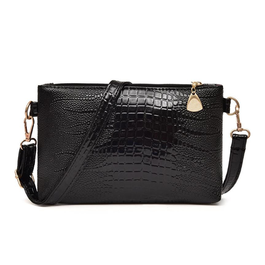 Xiniu Women Crocodile Pattern handbag women messenger bag small crossbody Shoulder Bag