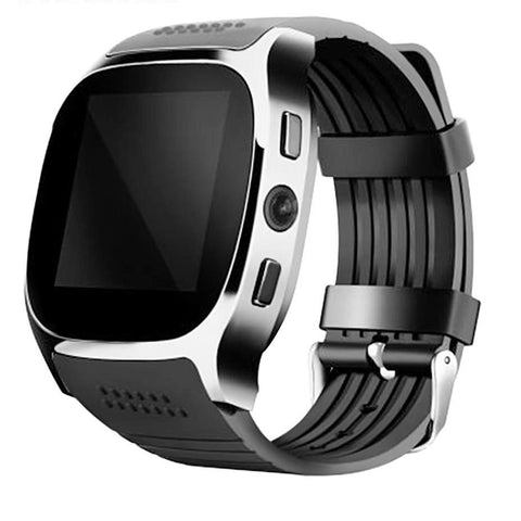 Smart Watch Supports SIM TF card 2.0MP With Remote Camera Bluetooth Connection Sync Notifier for Android Smart Phone