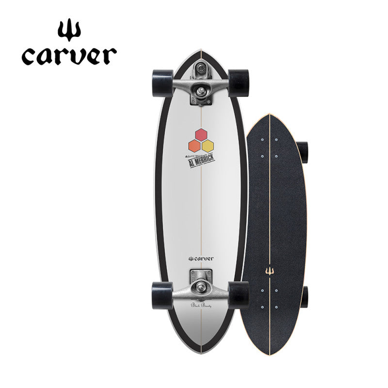 Skate Carver CI Al merrick Black beauty 31,75 C7