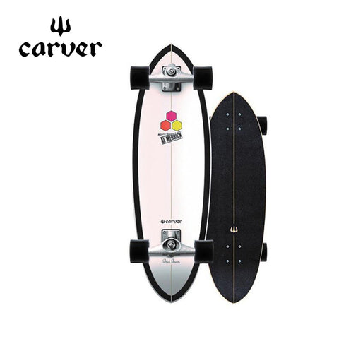 Skate Carver CI Al merrick Black beauty 31,75 CX