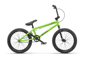 "BMX RADIO BIKE DICE 18"" NEON GREEN 18 pouces 2019"