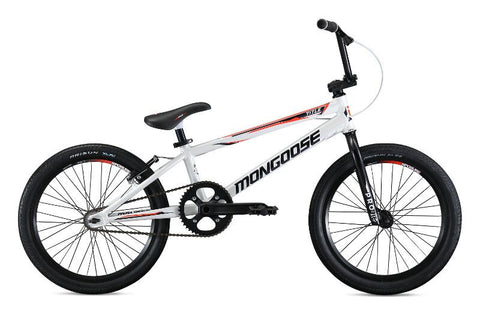 BMX MONGOOSE TITLE ELITE PRO XL WHITE 2019