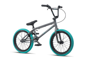 BMX 18 pouces WETHEPEOPLE CRS 18 MATT ANTHRACITE GREY 2019