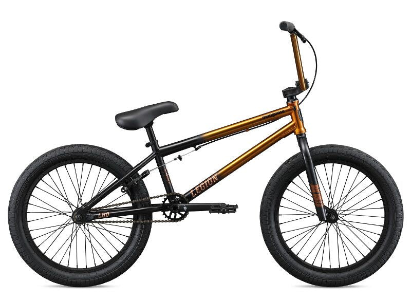 BMX MONGOOSE L80 BLACK/COPPER 2019