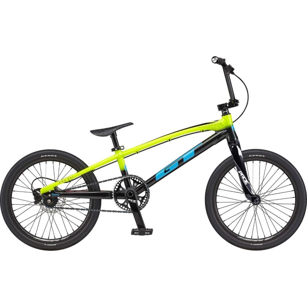 BMX GT SPEED SERIES PRO XL fourche carbone frenchys edition 2021