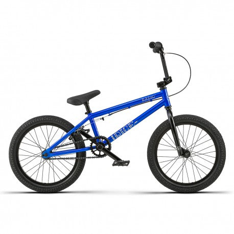 "BMX RADIO BIKE DICE 18"" METALLIC BLUE 2018"