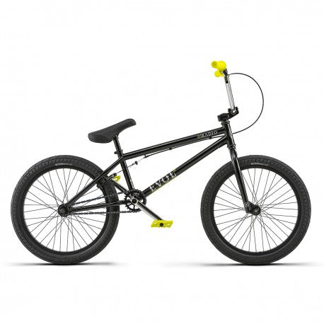 BMX RADIO BIKE EVOL GLOSSY BLACK 2018