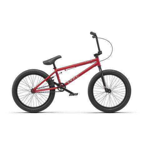 BMX RADIO BIKE EVOL MATT METALLIC RED 2019