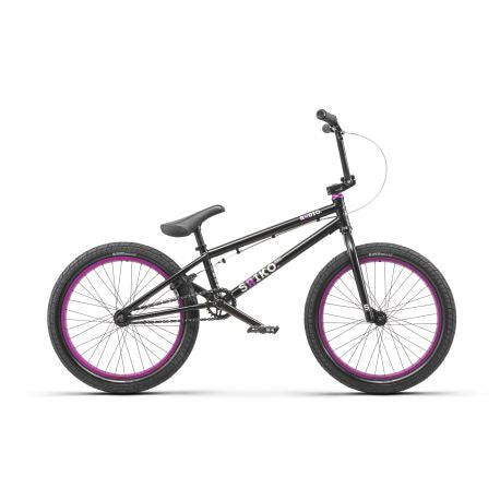 BMX RADIO BIKE SAIKO MATT BLACK 2019