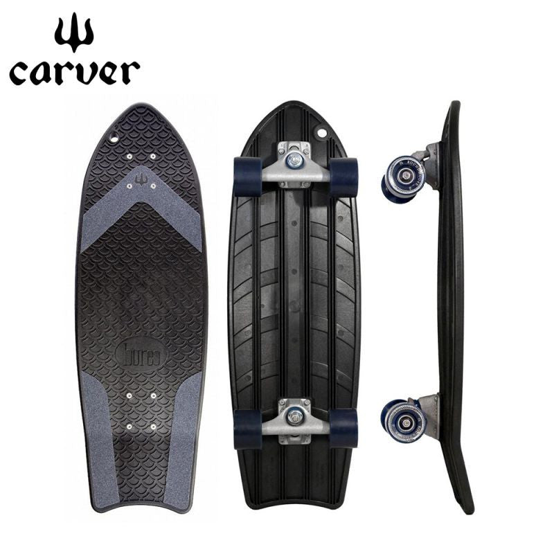 CARVER COMPLETE BUREO THE AHI BLACK 27 CX