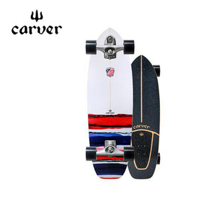 CARVER COMPLETE RESIN USA 32.5 C7