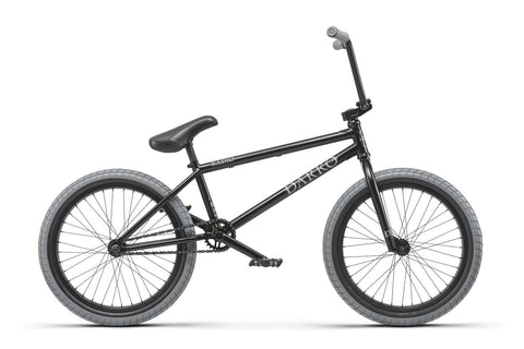 "BMX RADIO BIKE DARKO 20.5"" & 21"" MATT BLACK 2019"