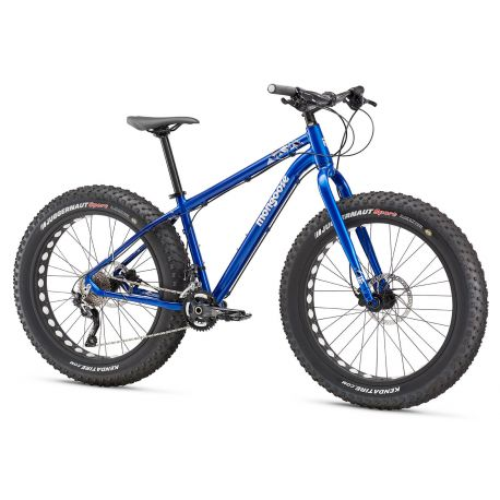 MONGOOSE FAT BIKE ARGUS COMP 2016 taille S