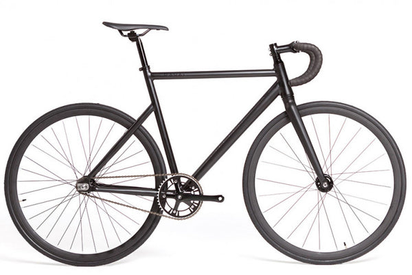 FIXIE SANTAFIXIE RAVAL MATTE BLACK 30 MM