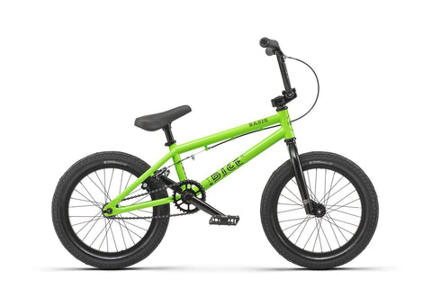 "BMX RADIO BIKE DICE 16"" NEON GREEN 2019"