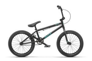 "BMX RADIO BIKE DICE 18"" MATT BLACK 18 pouces 2019"
