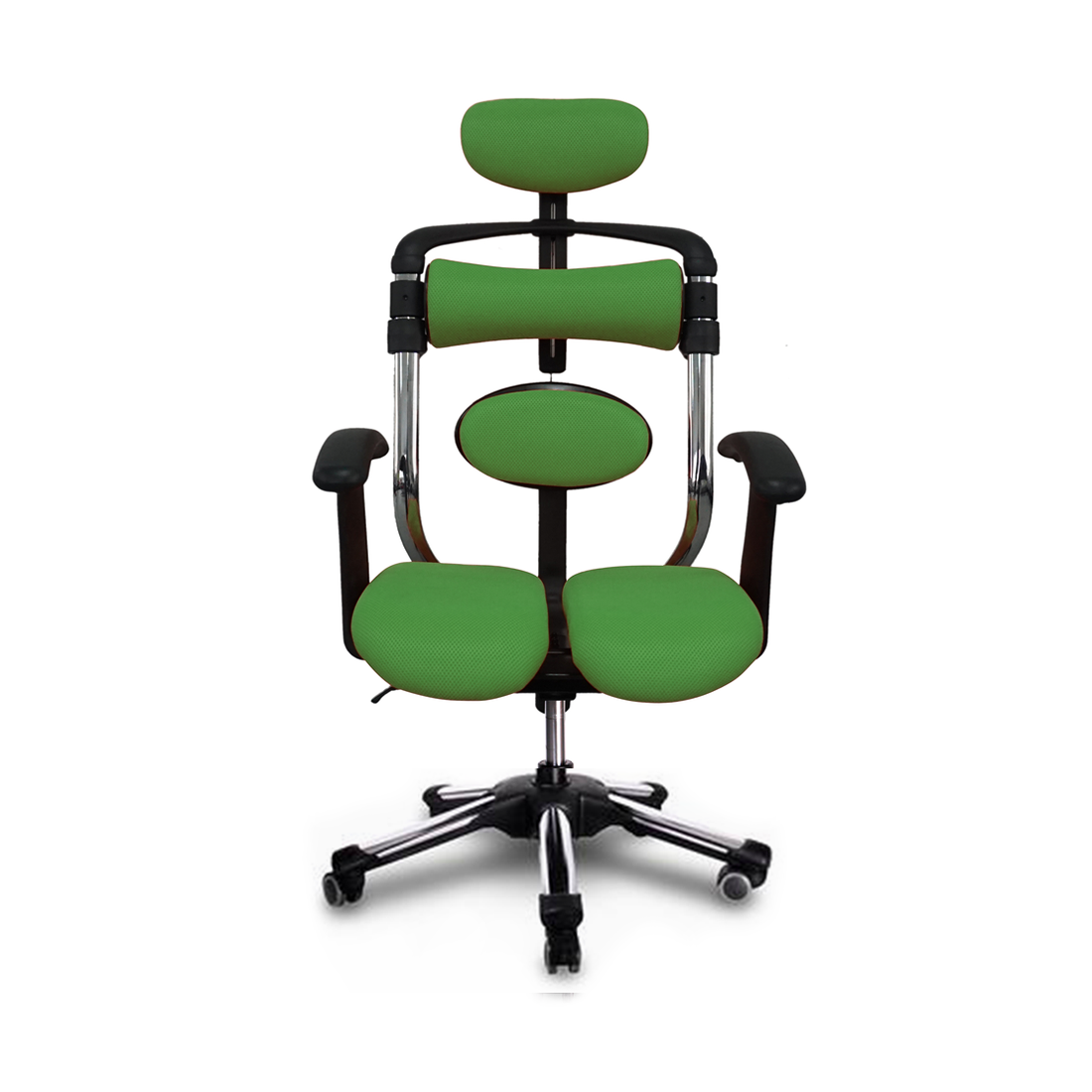 HARA-P with Roller Back and Lumbar Support
