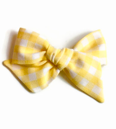 Sunshine Gingham