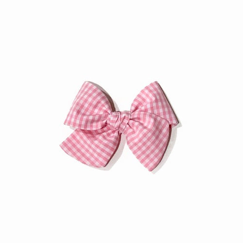 Pink Sawyer & Finn Gingham