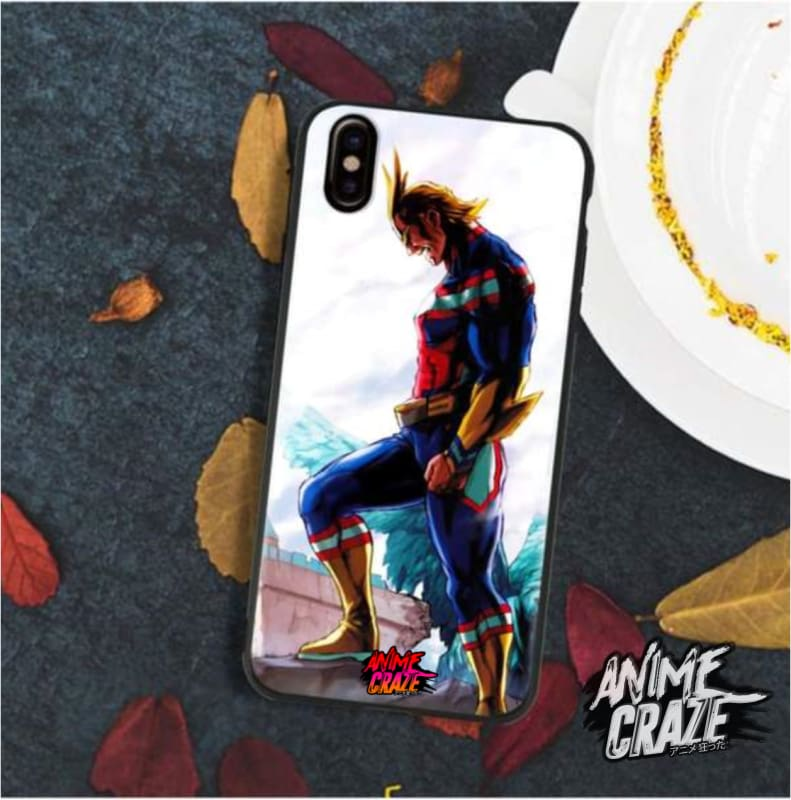 All Might Case(Limited Time) - Anime Craze