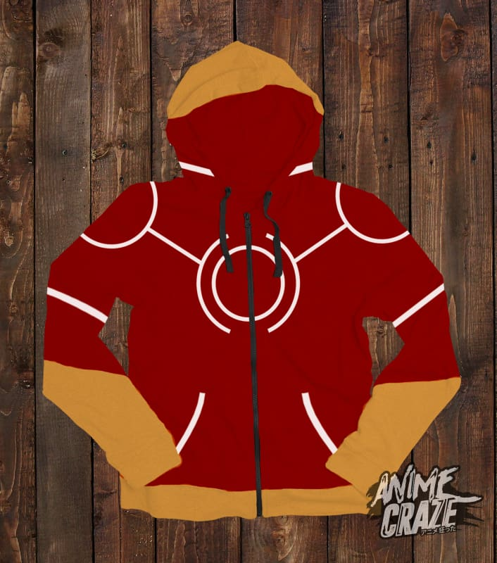 All-Might Hoodie(Exclusive) - Anime Craze