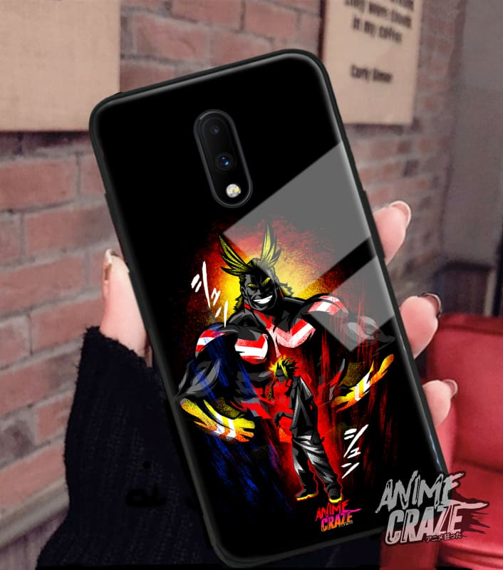 All Might Huawei Case(Exclusive) - Anime Craze