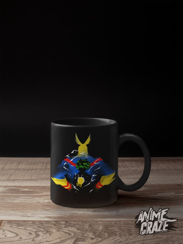 All Might & Midoriya Mug(Exclusive) - Anime Craze