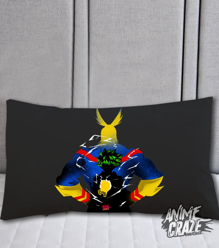 All Might & Midoriya Pillow Case(Exclusive) - Anime Craze