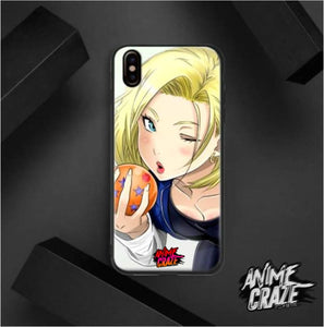 Android 18 Case(Limited Time) - Anime Craze