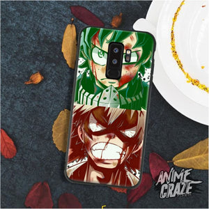 Bakugo & Midoriya Case(Limited Time) - Anime Craze