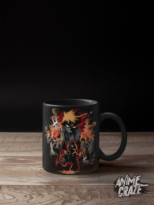 Bakugo Mug(Exclusive) - Anime Craze