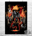 Bakugo Poster(Exclusive) - Anime Craze