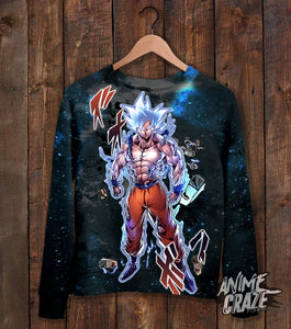 Beast Goku Sweat Shirt(Exclusive) - Anime Craze