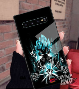Blue Vegeta Samsung Case(Exclusive) - Anime Craze
