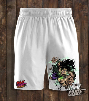Broly Swimming Shorts(Exclusive) - Anime Craze