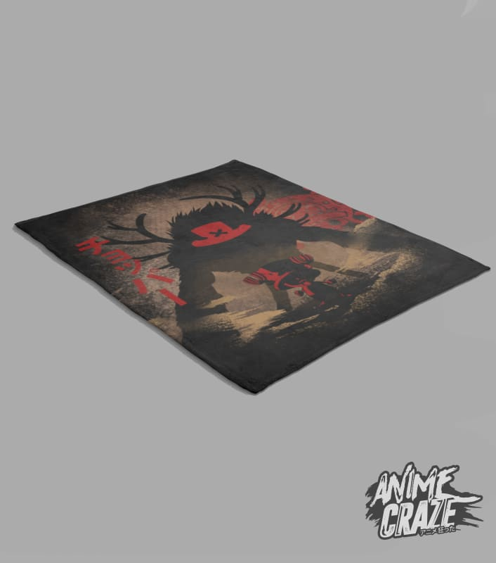 Chopper Fleece Blanket(Exclusive) - Anime Craze