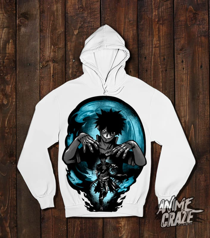 Dabi Pullover Hoodie(Exclusive) My Hero Academia