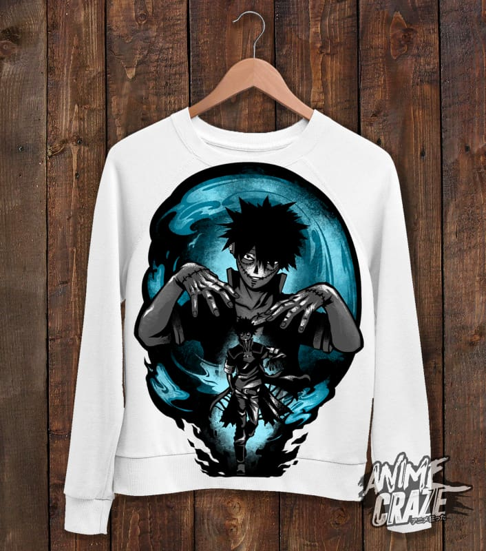 Dabi Sweat Shirt(Exclusive) My Hero Academia