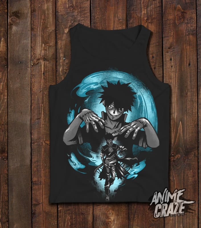 Dabi Tank Top(Exclusive) My Hero Academia