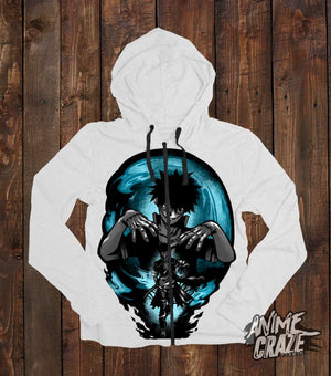 Dabi Zip-Up Hoodie(Exclusive) My Hero Academia
