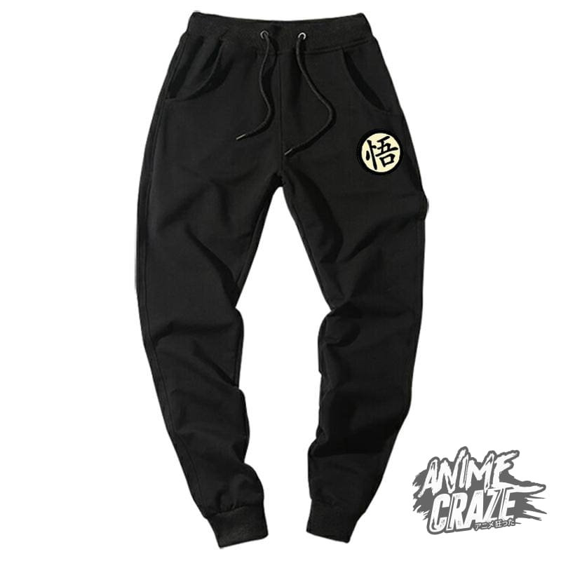 Dragon Ball Symbol Joggers(Limited Time) - Anime Craze