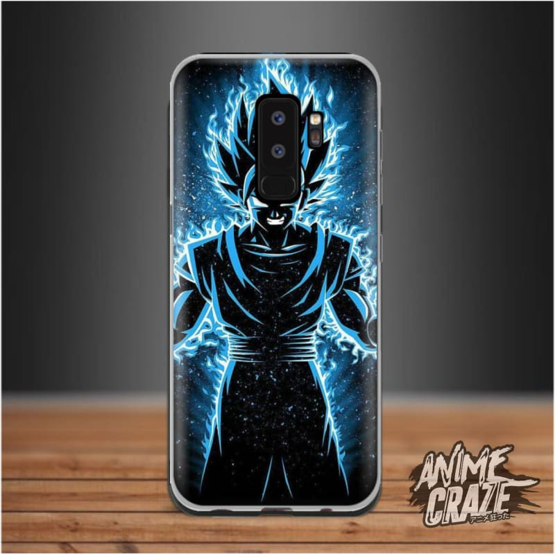 Evil Goku Case For Samsung S9 Plus Dragon Ball